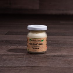 Déodorant solide « Le Sucré » - 50ml
