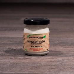 Déodorant crème « Le Neutre» - Sans bicarbonate - 50ml