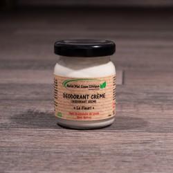 Déodorant crème « Le Fleuri » - Sans bicarbonate - 50ml
