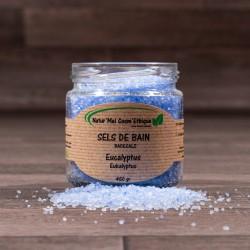 Sels de bain à l'eucalyptus - 450gr