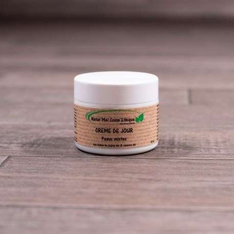 Crème de jour - Peaux mixtes & grasses - 50ml