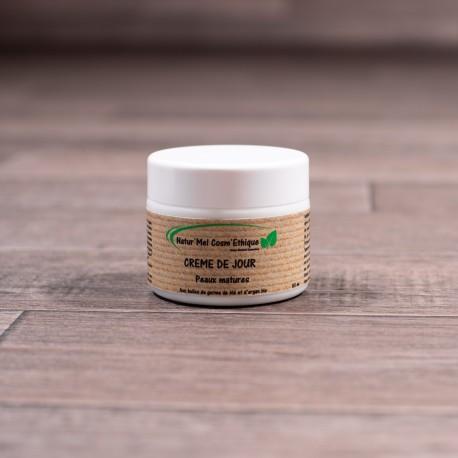 Crème de jour - Peaux matures - 50ml
