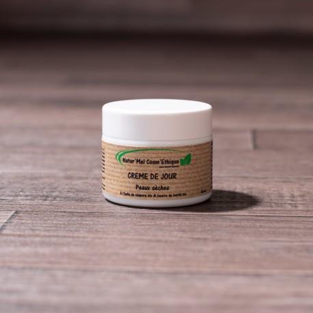 Crème de jour - Peaux sèches - 50ml