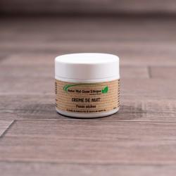 Crème de nuit - Peaux sèches - 50ml