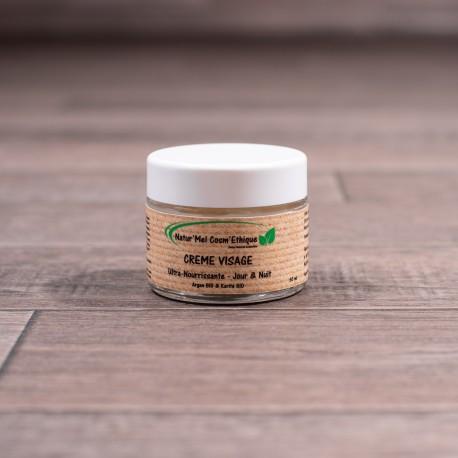 Crème visage - Ultra-Nourrissante - 50ml