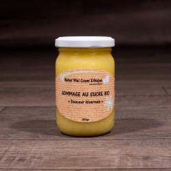 """Gommage au sucre bio """"douceur hivernale"""" - 250gr"""