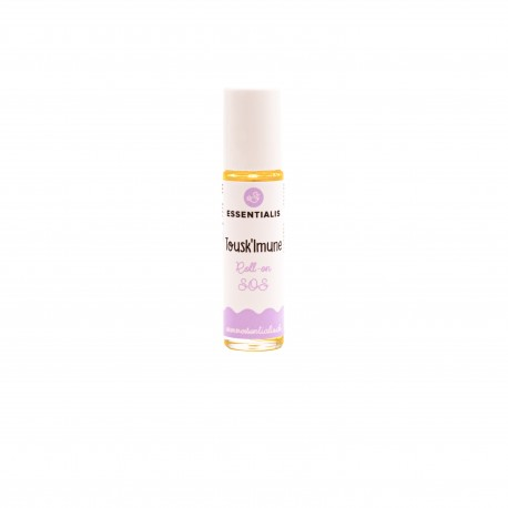 """Essentialis - Roll-on """"Tousk'Imune"""" - 10 ml"""