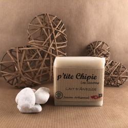 P'tite Chipie - Lait d'ânesse - 55gr