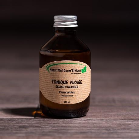 Tonique visage - Peaux sèches - 200ml